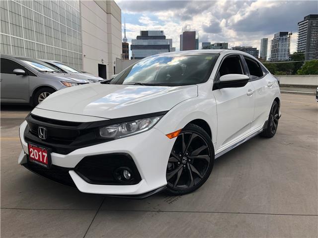 2017 Honda Civic Sport (Stk: HP3880) in Toronto - Image 1 of 26