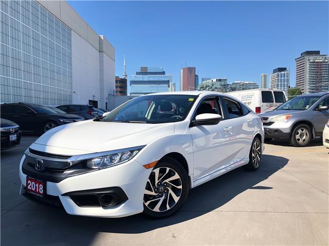 2018 Honda Civic SE (Stk: HP3901) in Toronto - Image 1 of 28