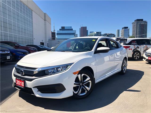 2018 Honda Civic LX (Stk: HP3907) in Toronto - Image 1 of 28