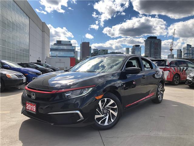 2019 Honda Civic EX (Stk: Y20201A) in Toronto - Image 1 of 28