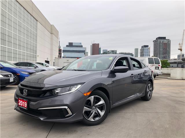 2019 Honda Civic LX (Stk: HP3918) in Toronto - Image 1 of 30