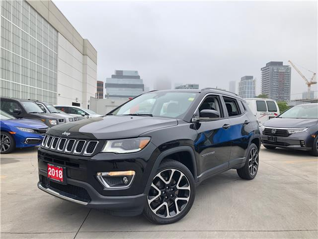 2018 Jeep Compass Limited (Stk: HP3932) in Toronto - Image 1 of 31