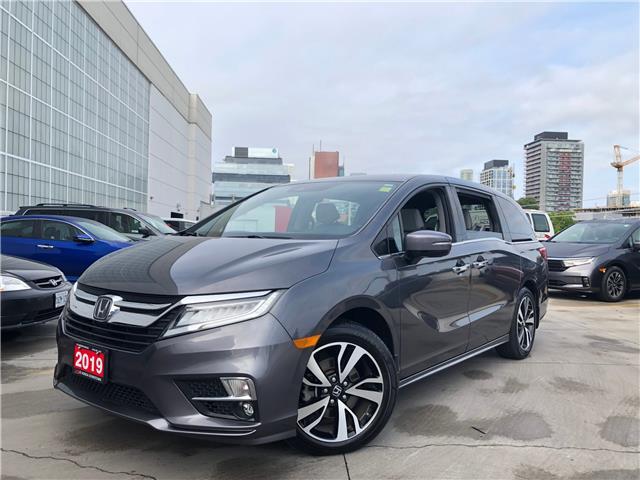 2019 Honda Odyssey Touring (Stk: HP3910) in Toronto - Image 1 of 35