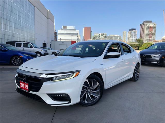 2019 Honda Insight Base (Stk: V20131A) in Toronto - Image 1 of 30
