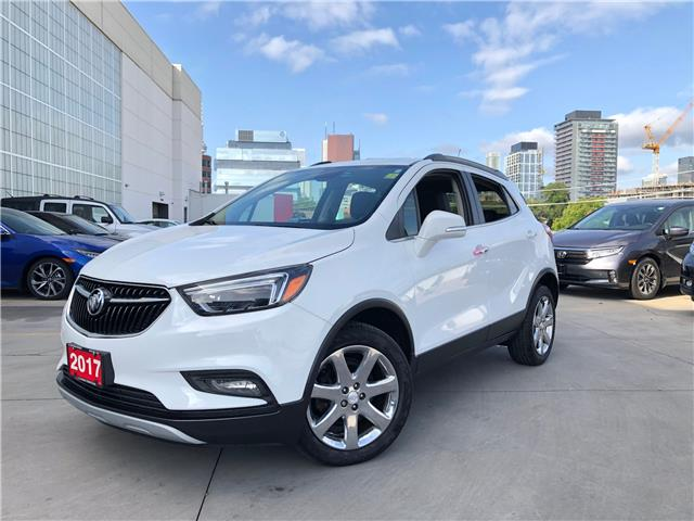 2017 Buick Encore Essence (Stk: C201102A) in Toronto - Image 1 of 2