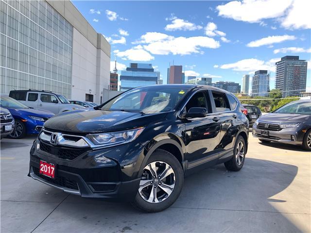 2017 Honda CR-V LX (Stk: HP3953) in Toronto - Image 1 of 2