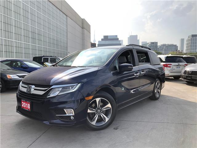 2018 Honda Odyssey EX-L (Stk: Y20212A) in Toronto - Image 1 of 34