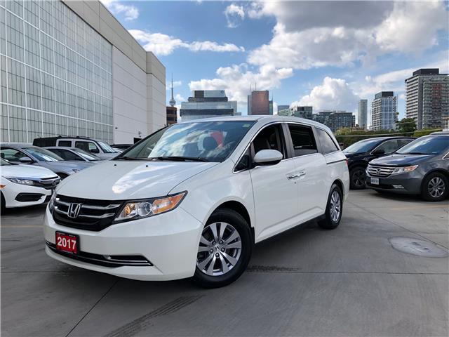 2017 Honda Odyssey EX (Stk: V201055A) in Toronto - Image 1 of 32
