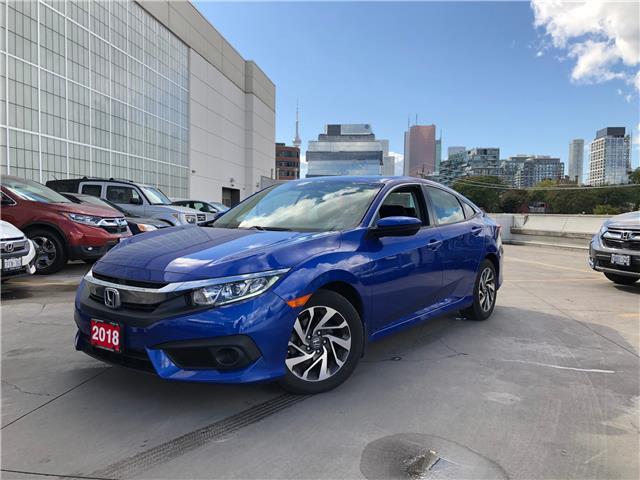 2018 Honda Civic EX (Stk: HP3980) in Toronto - Image 1 of 32