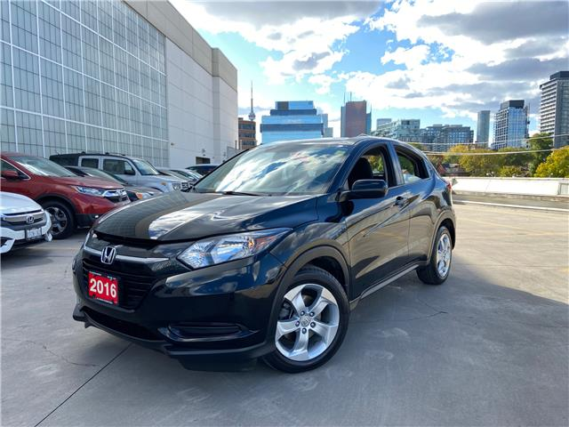 2016 Honda HR-V LX (Stk: H201060A) in Toronto - Image 1 of 31