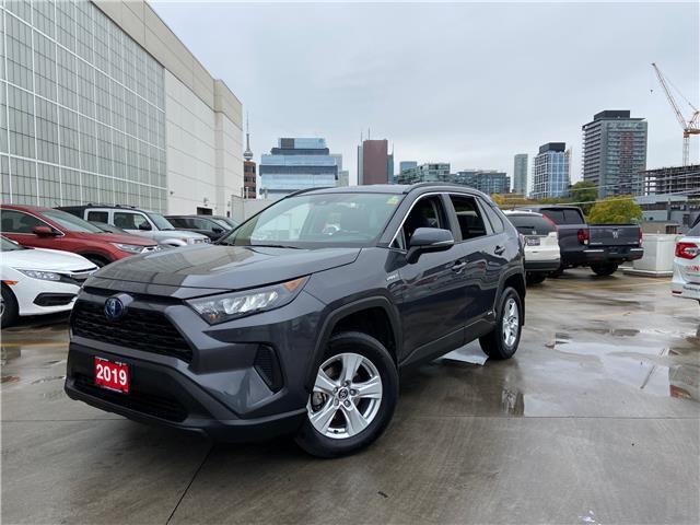 2019 Toyota RAV4 Hybrid LE (Stk: HP3981) in Toronto - Image 1 of 31