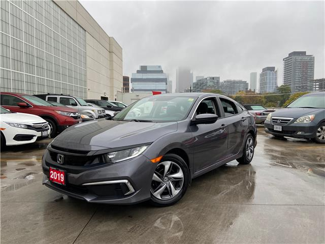 2019 Honda Civic LX (Stk: C201099A) in Toronto - Image 1 of 29