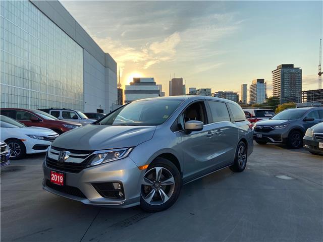 2019 Honda Odyssey EX (Stk: HP4005) in Toronto - Image 1 of 3