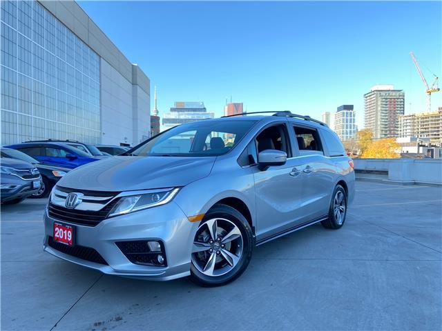 2018 Honda Odyssey EX (Stk: HP4001) in Toronto - Image 1 of 36