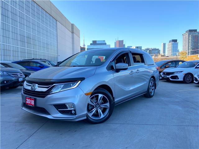 2018 Honda Odyssey EX-L (Stk: HP3954A) in Toronto - Image 1 of 36