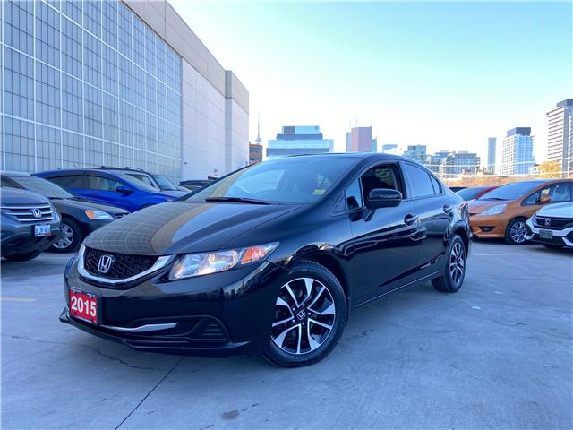 2015 Honda Civic EX (Stk: HP4011) in Toronto - Image 1 of 31