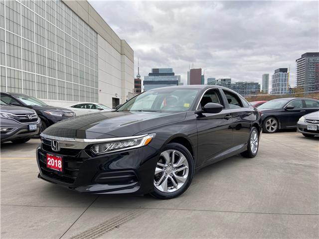 2018 Honda Accord LX (Stk: A201137A) in Toronto - Image 1 of 29