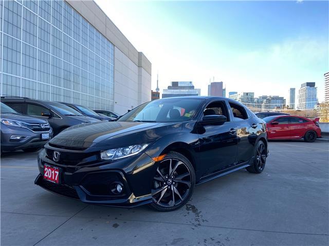 2017 Honda Civic Sport (Stk: V201179A) in Toronto - Image 1 of 30