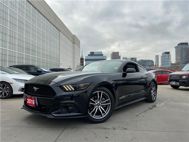 2016 Ford Mustang EcoBoost (Stk: A201224A) in Toronto - Image 1 of 28