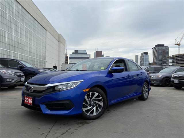 2016 Honda Civic EX (Stk: HP4058) in Toronto - Image 1 of 3