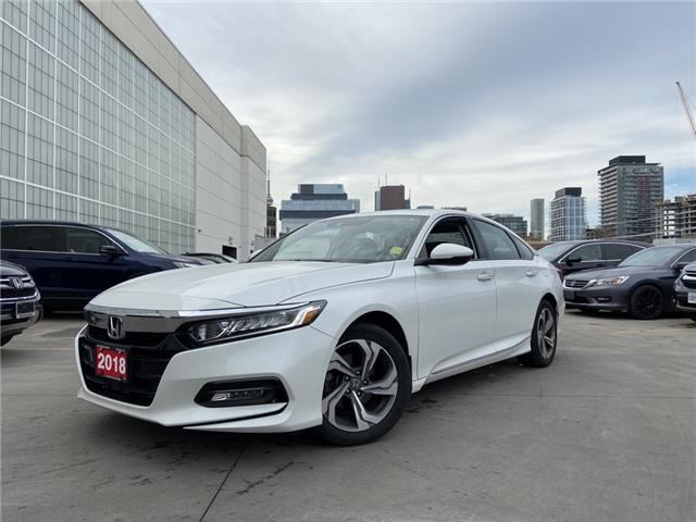 2018 Honda Accord EX-L (Stk: HP4057) in Toronto - Image 1 of 34