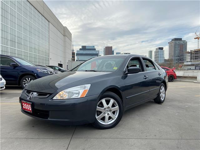 2005 Honda Accord EX V6 (Stk: H201068A) in Toronto - Image 1 of 28