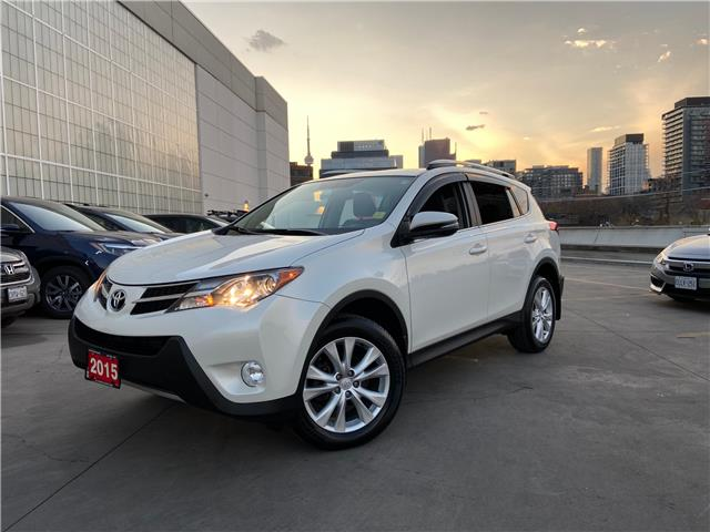 2015 Toyota RAV4 Limited (Stk: HP4043) in Toronto - Image 1 of 30