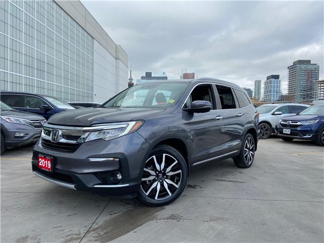 2019 Honda Pilot Touring (Stk: T21027A) in Toronto - Image 1 of 34