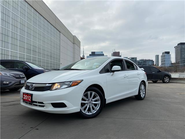 2012 Honda Civic EX (Stk: T21026B) in Toronto - Image 1 of 26