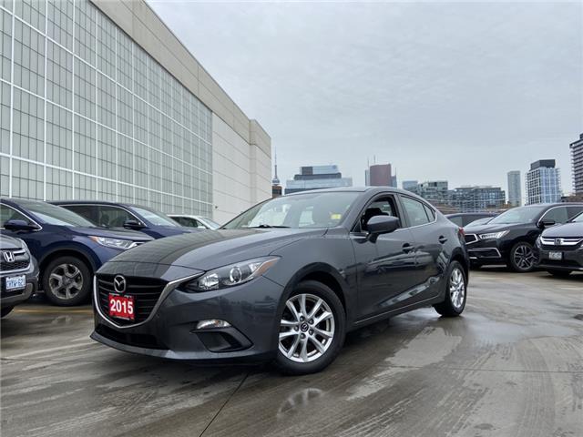 2015 Mazda Mazda3 GS (Stk: HP4070) in Toronto - Image 1 of 3