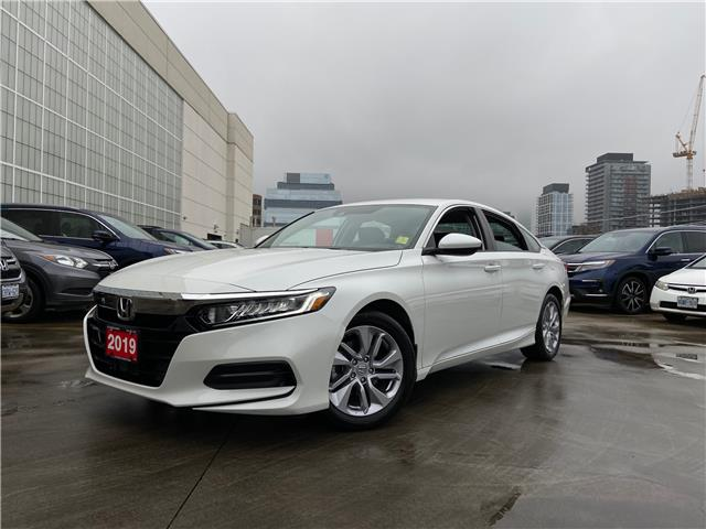 2019 Honda Accord LX 1.5T (Stk: C20697A) in Toronto - Image 1 of 29