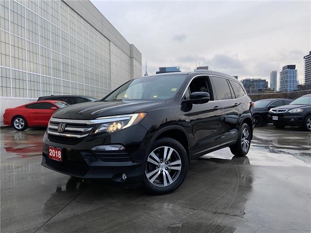 2018 Honda Pilot EX (Stk: T21023A) in Toronto - Image 1 of 3