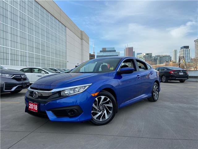 2018 Honda Civic SE (Stk: HP4050) in Toronto - Image 1 of 29
