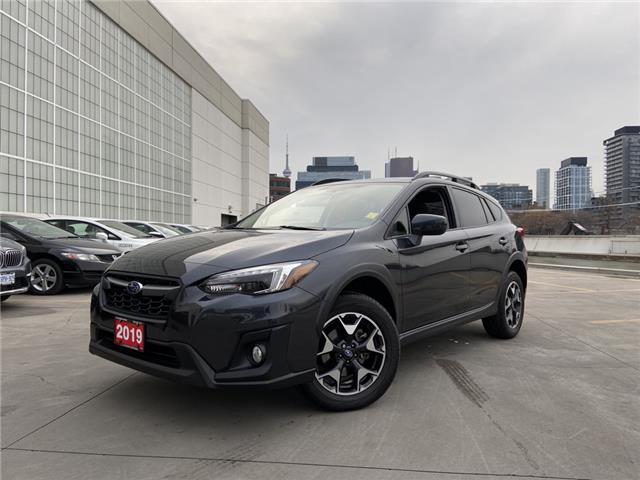 2019 Subaru Crosstrek Sport (Stk: HP4085) in Toronto - Image 1 of 31