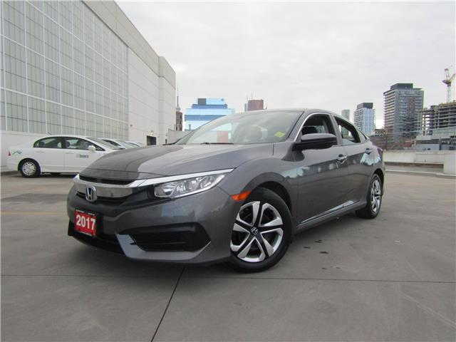 2017 Honda Civic LX (Stk: C201237A) in Toronto - Image 1 of 28