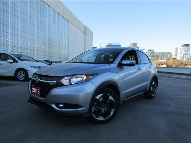 2018 Honda HR-V EX-L (Stk: H201066A) in Toronto - Image 1 of 23