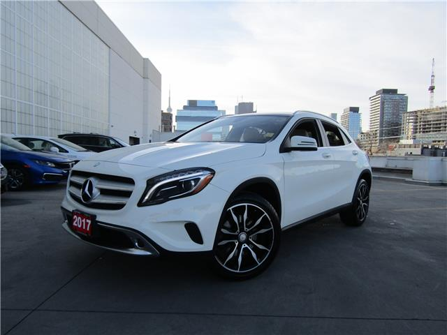 2017 Mercedes-Benz GLA 250 Base (Stk: A20062A) in Toronto - Image 1 of 27