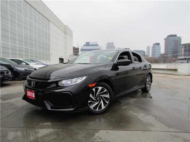 2018 Honda Civic LX (Stk: C20911A) in Toronto - Image 1 of 29