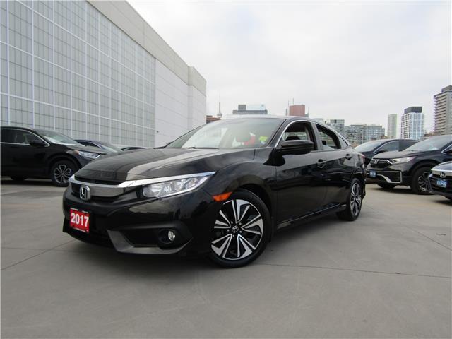 2017 Honda Civic EX-T (Stk: C201100A) in Toronto - Image 1 of 29