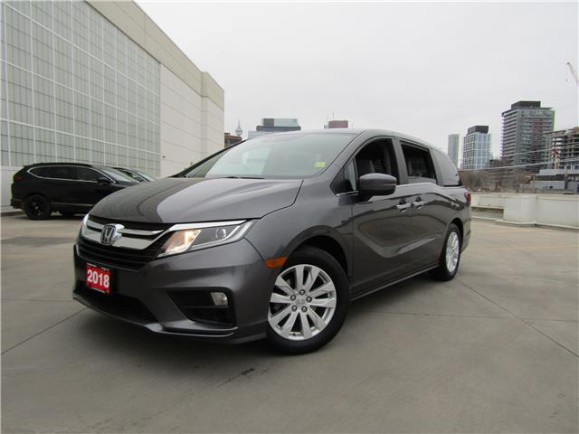 2018 Honda Odyssey LX (Stk: HP4092) in Toronto - Image 1 of 29
