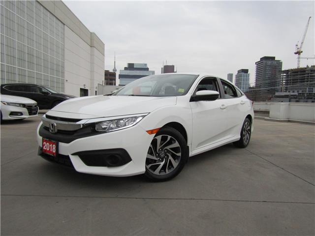 2018 Honda Civic SE (Stk: HP4096) in Toronto - Image 1 of 29