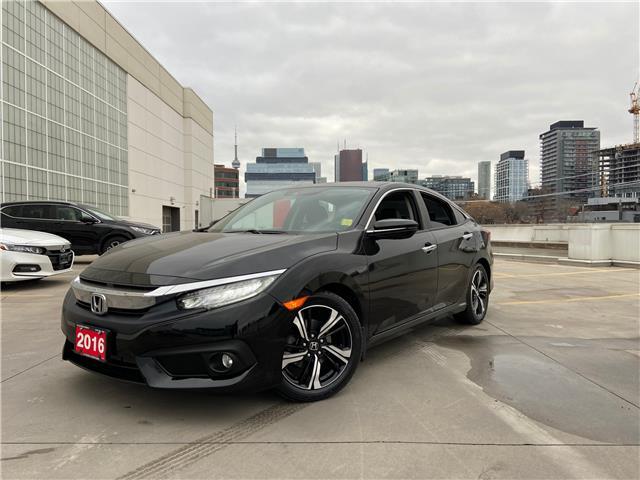 2016 Honda Civic Touring (Stk: HP4103) in Toronto - Image 1 of 32