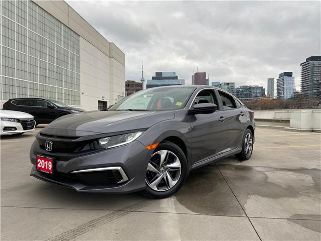 2019 Honda Civic LX (Stk: HP4101) in Toronto - Image 1 of 29