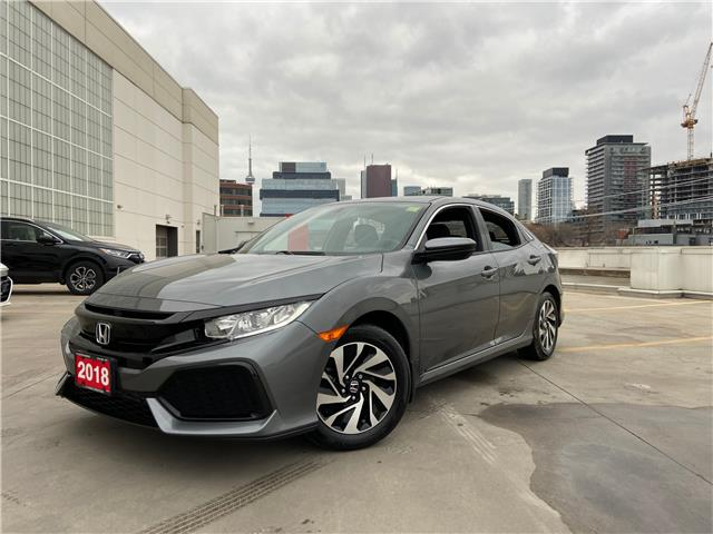 2018 Honda Civic LX (Stk: C201246A) in Toronto - Image 1 of 29