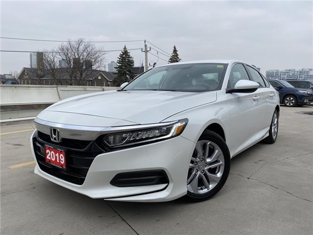 2019 Honda Accord LX 1.5T (Stk: HP4142) in Toronto - Image 1 of 20