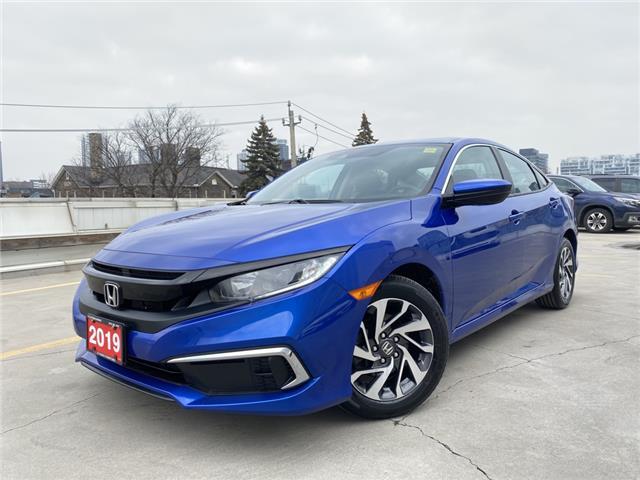 2019 Honda Civic EX (Stk: HP4138) in Toronto - Image 1 of 20