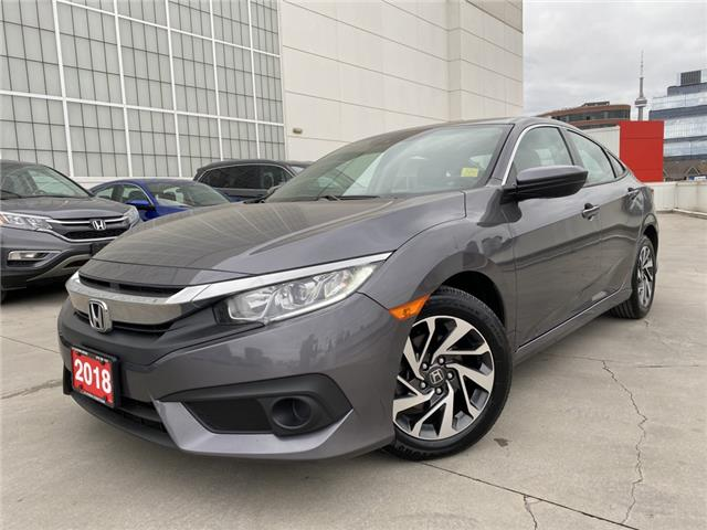 2018 Honda Civic SE (Stk: HP4140) in Toronto - Image 1 of 29