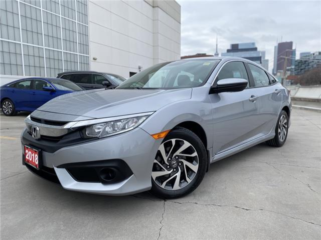 2018 Honda Civic SE (Stk: HP4139) in Toronto - Image 1 of 29