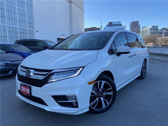 2018 Honda Odyssey Touring (Stk: HP4147) in Toronto - Image 1 of 50