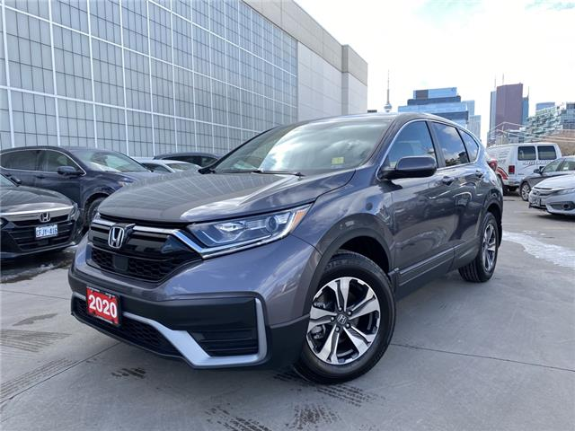 2020 Honda CR-V LX (Stk: HP4148A) in Toronto - Image 1 of 28
